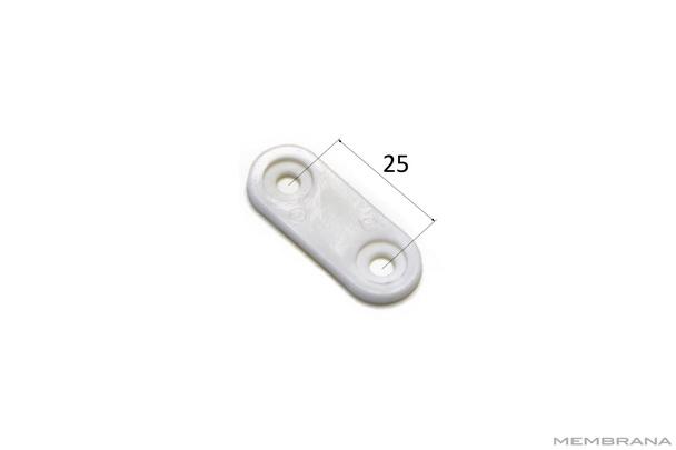 Пластиковые подкладки под тентовые скобы Bozamet Польша
