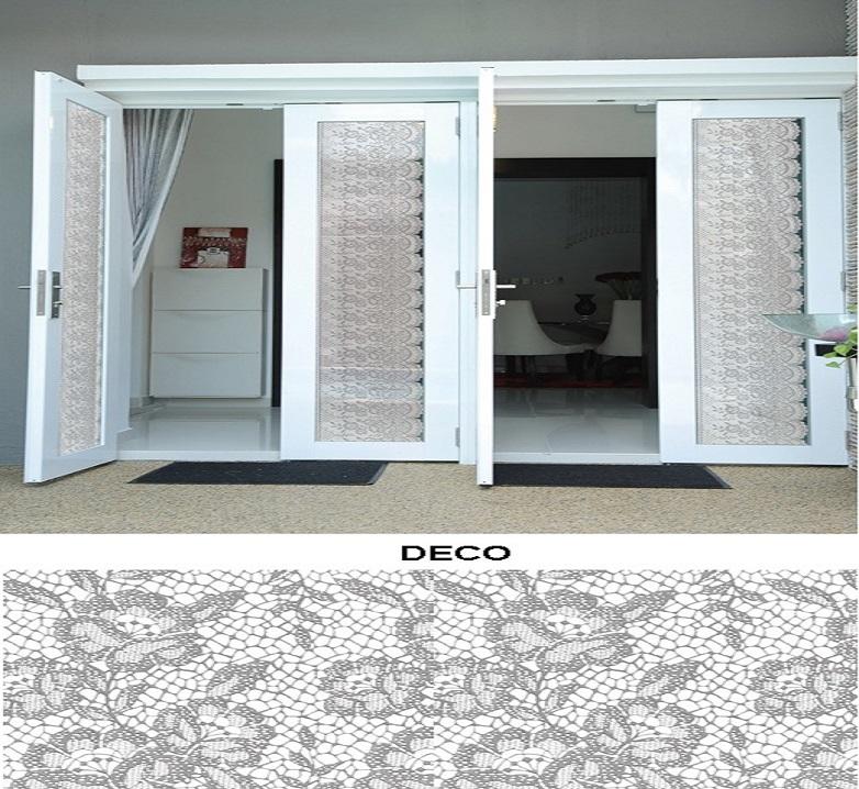 Декоративная статическая пленка Deco