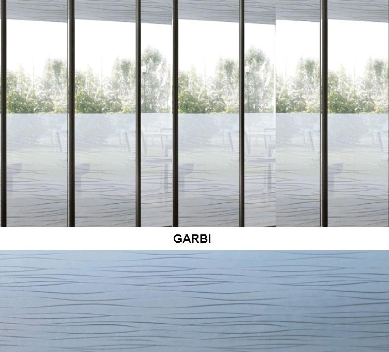 Декоративная статическая пленка Garbi