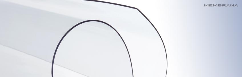 0.65 mm пленка ПВХ высокой прозрачности Expafol Испания
