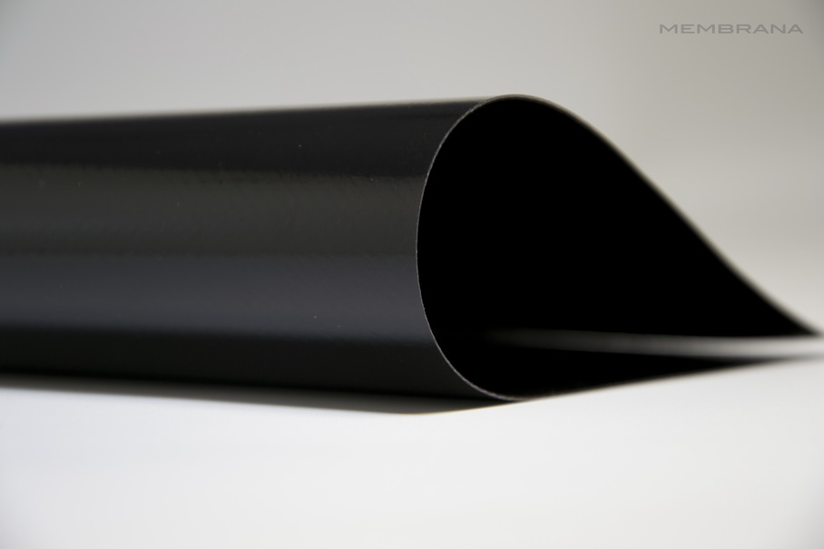 630 г/м² ткани с покрытием ПВХ тентовые Sioen B7119 Бельгия