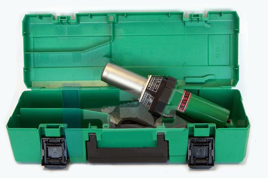 Ручной сварочный термофен высокой мощности Leister Electron