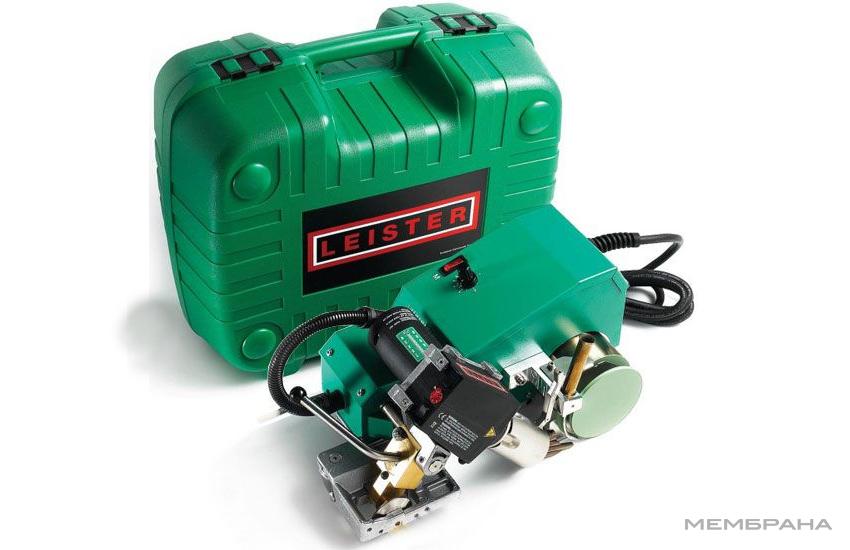 Сварочный автомат для напольных покрытий Leister Unifloor S