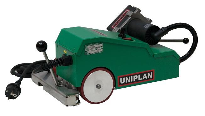 Сварочные автоматы для тентовых тканей Leister Uniplan S