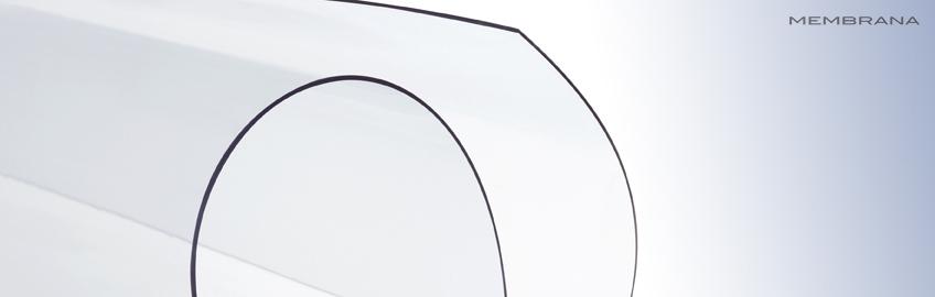 0.40 mm пленка ПВХ высокой прозрачности Expafol Испания