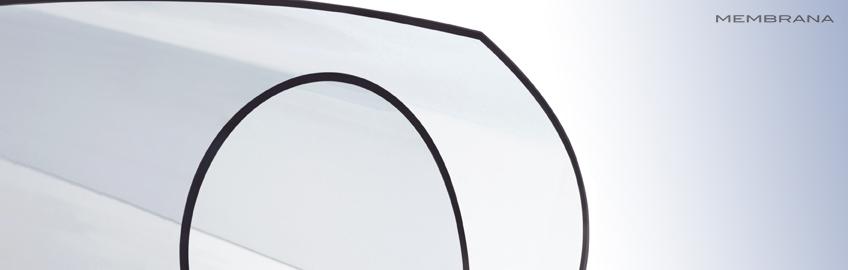 1.00 mm пленка ПВХ высокой прозрачности Expafol Испания