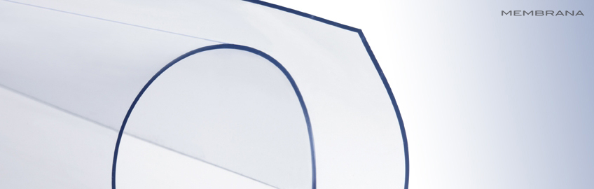 0.75 mm пленка ПВХ повышенной прозрачности Expafol Испания