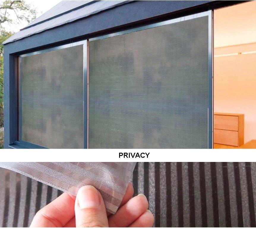 Декоративная статическая пленка Privacy