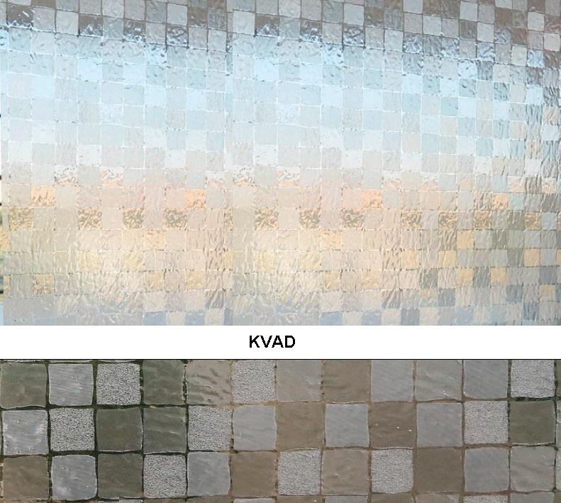 Декоративная статическая пленка Kvad