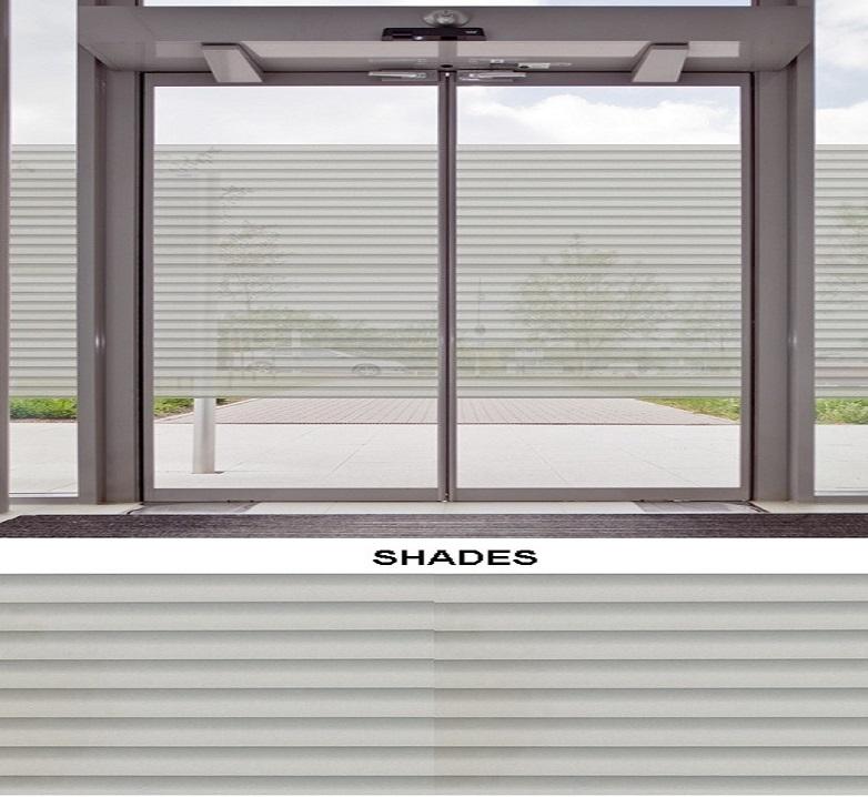 Декоративная статическая пленка Shades