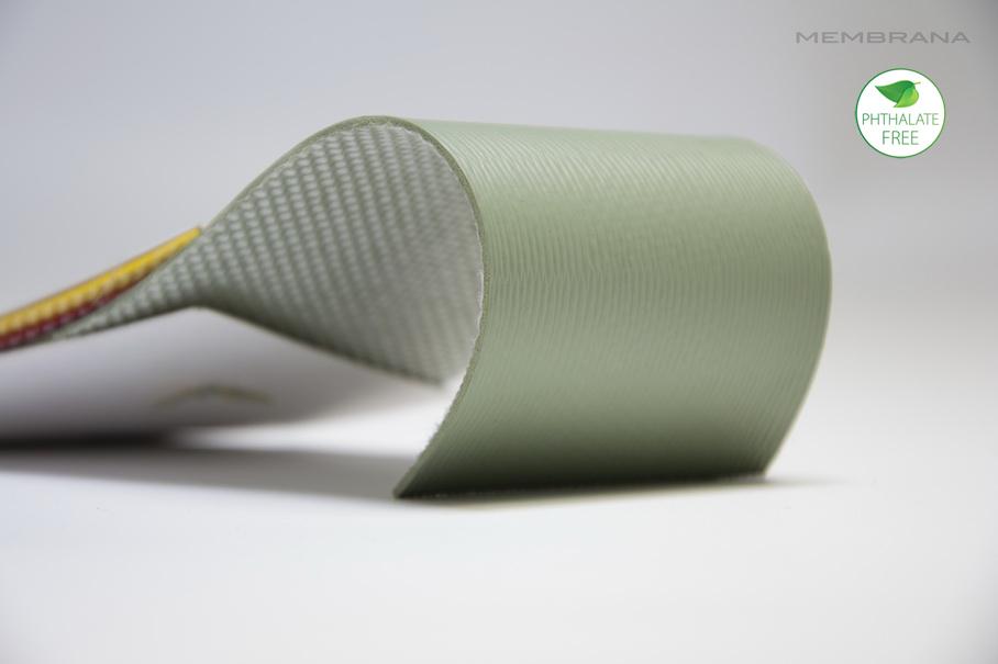 S7654 ткань ПВХ для татами (дзюдо) 720г/м² Sioen Бельгия